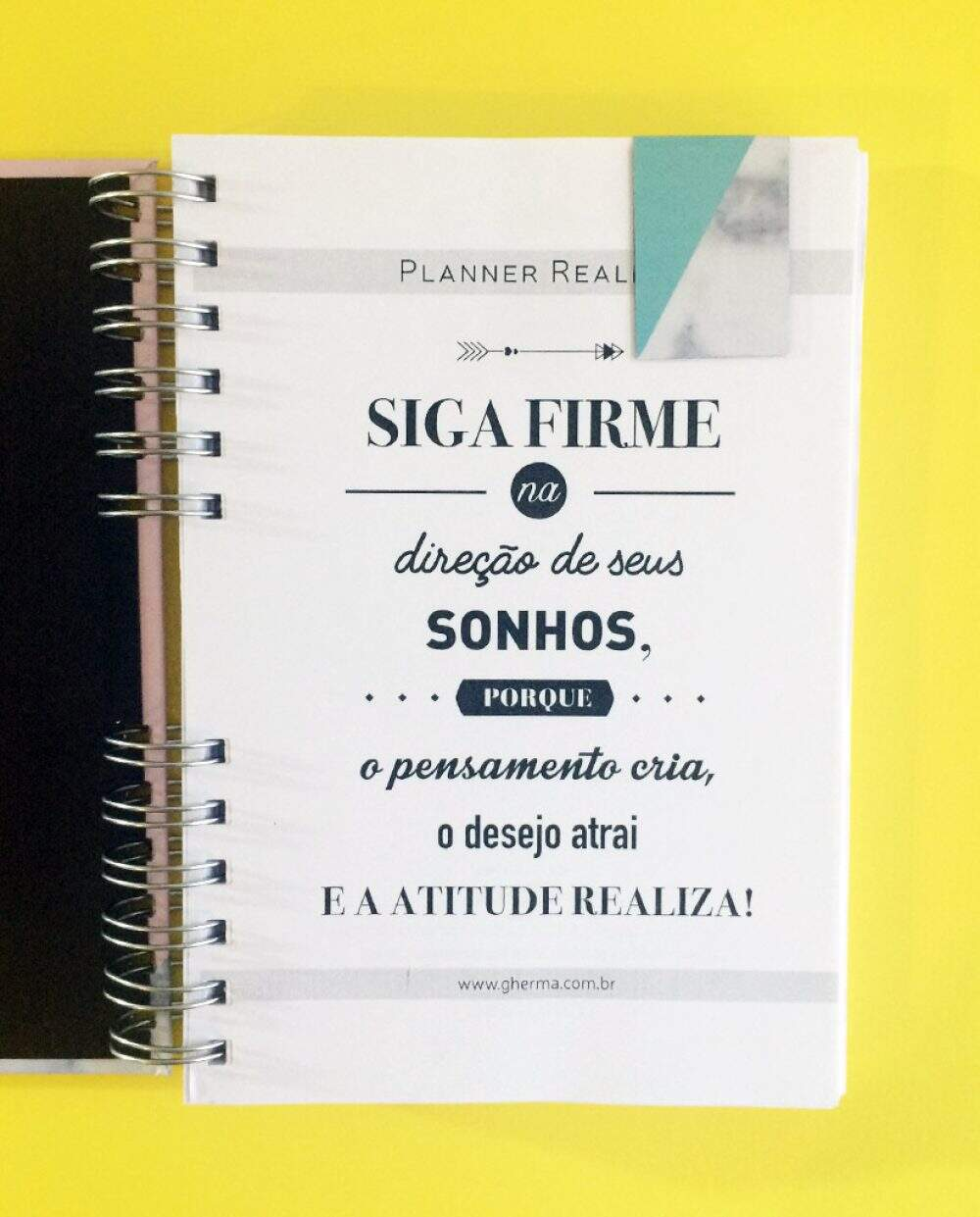 Planner Planner Realize - Miolo I