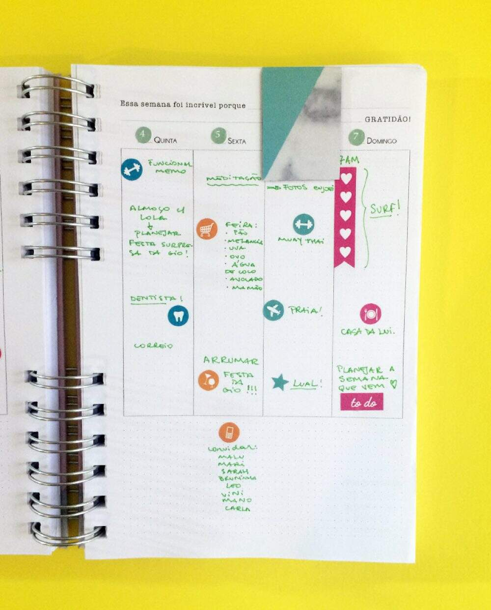 Planner Planner Realize - Miolo XI